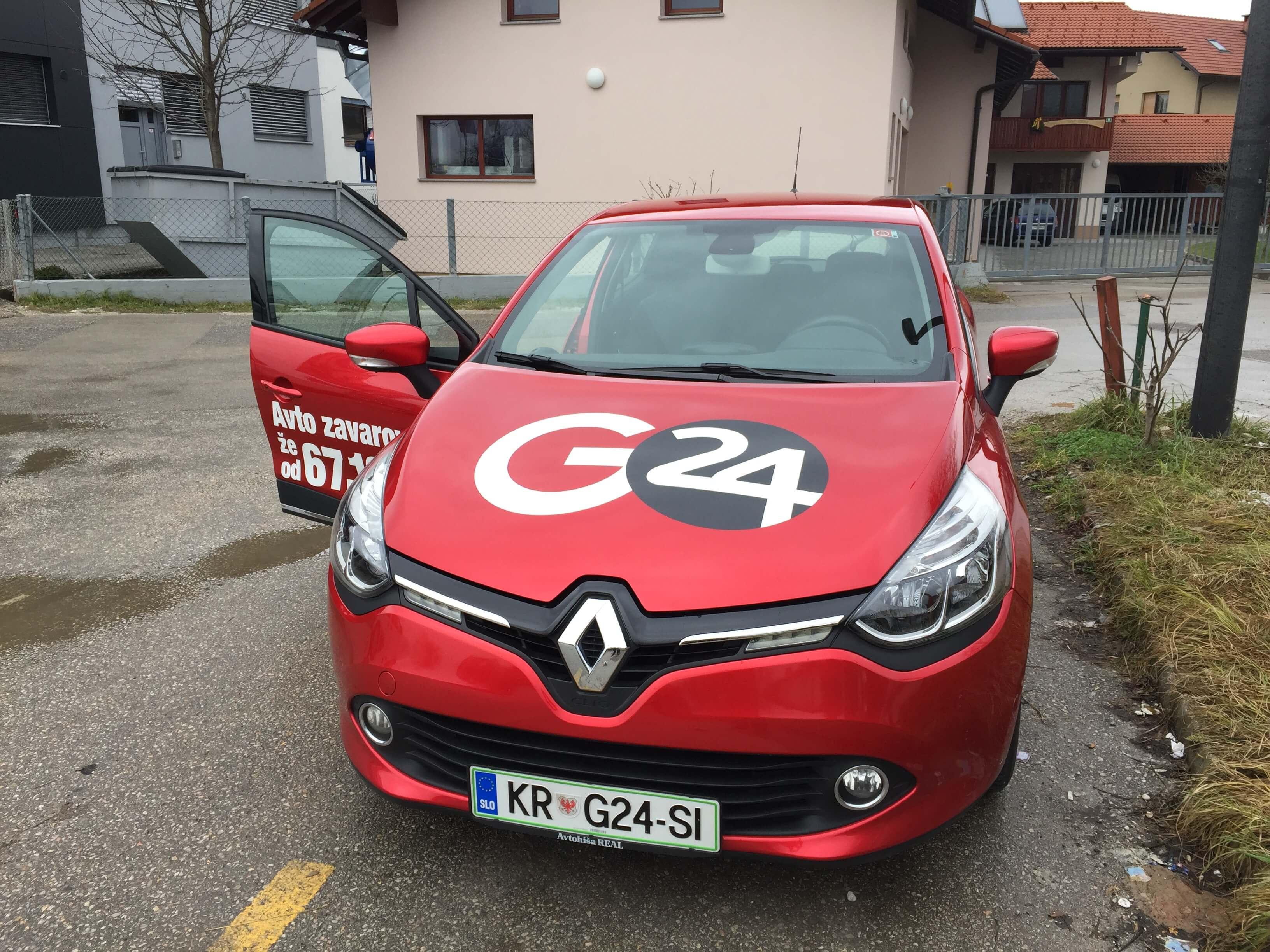 avto, nalepka, g24, prima, reklama